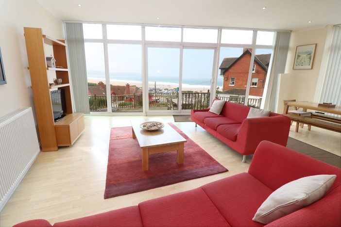 Woolacombe Holiday Cottages Surf View Lounge With Sea View