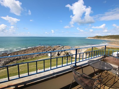 Devon Beach Penthouse