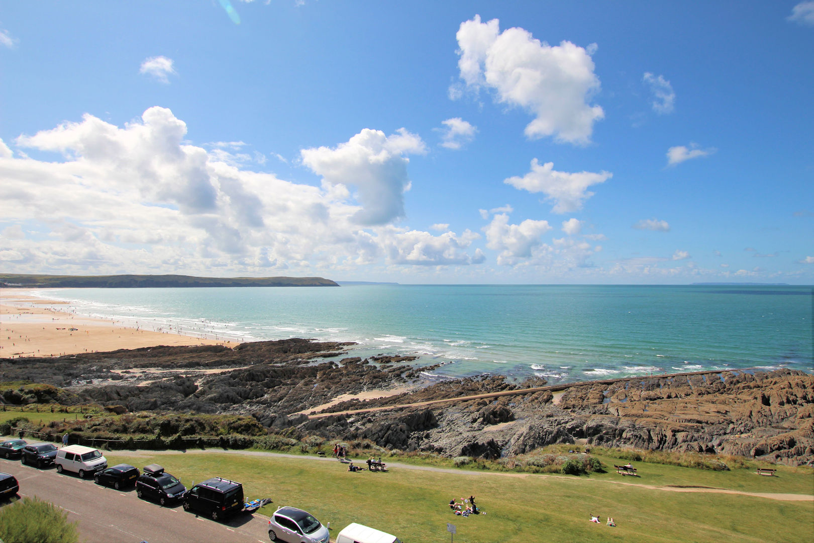 Devon Beach Penthouse | Woolacombe Holiday Cottages | Sea ...