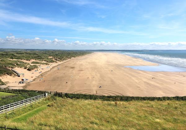 Saunton Holiday Cottages Ocean Point To Dune