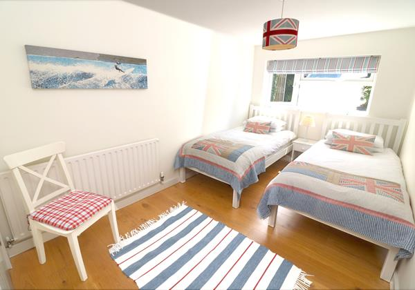 White Sands Croyde Holiday Cottages Twin