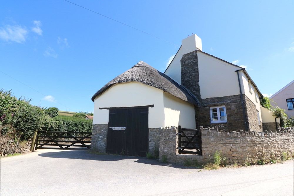 Croyde Holiday Cottages Chuggs Cottage Rural
