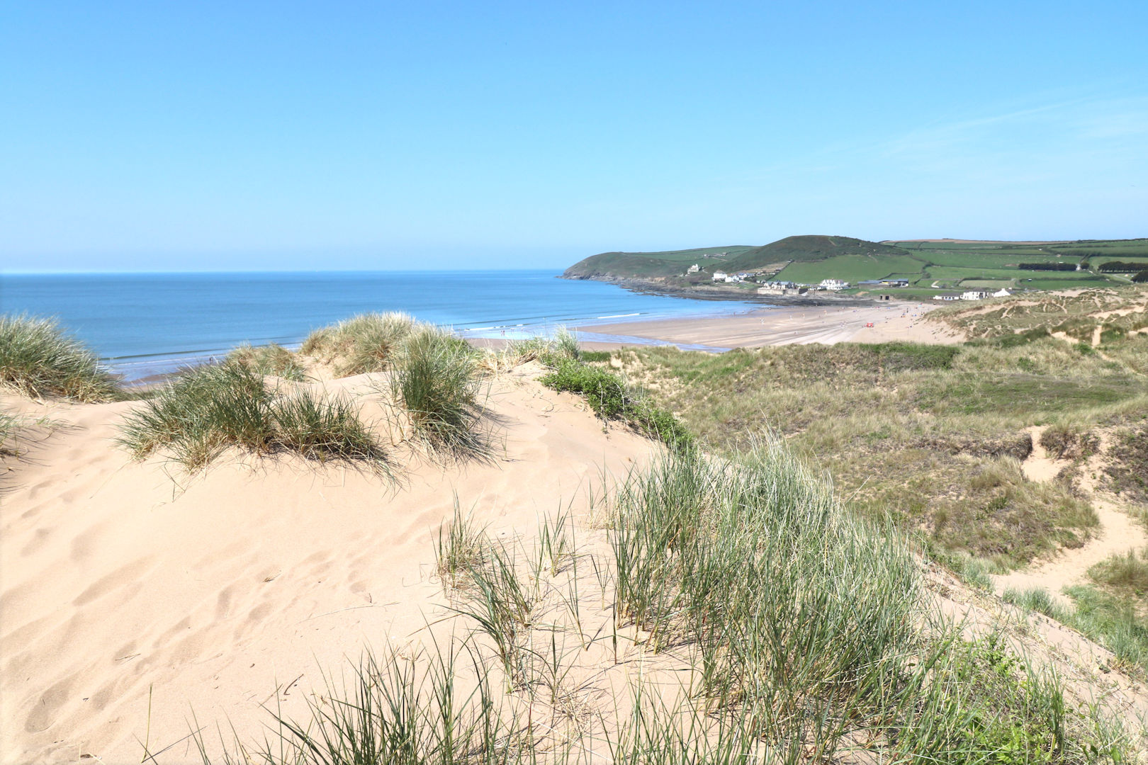 Croyde Bay Apartment Croyde Holiday Cottages Ocean