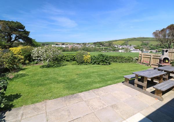 Croyde Holiday Cottages Pebbles Rest View