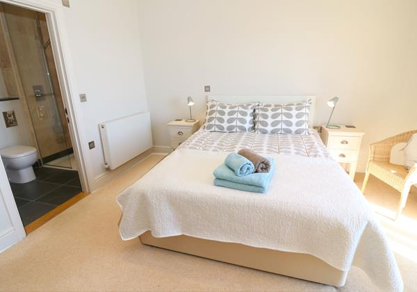 Croyde Holiday Cottages Surfside Double Ensuite