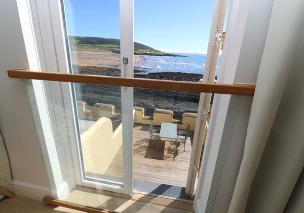 Croyde Holiday Cottages Surfside View From Bedroom