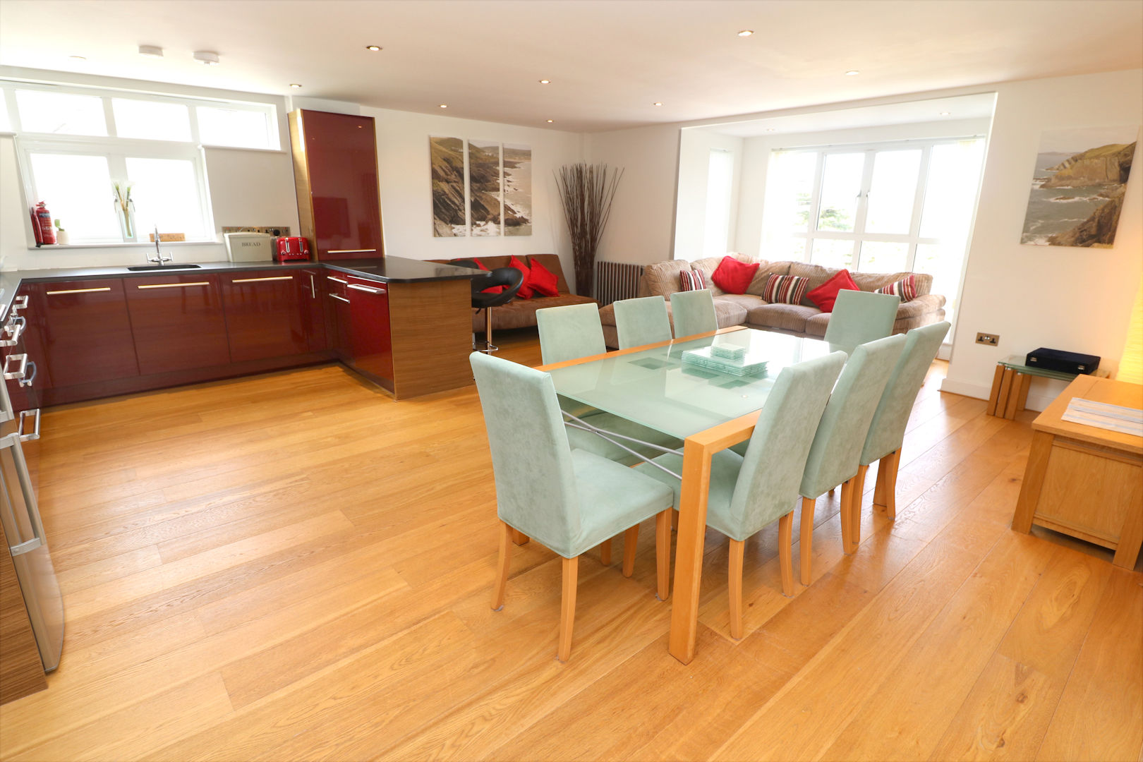 Awesome Apt 3 Point View Croyde Holiday Cottages Ocean Cottages Download Free Architecture Designs Scobabritishbridgeorg