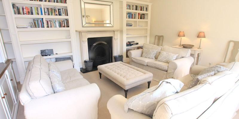 The Long House Georgeham Lounge