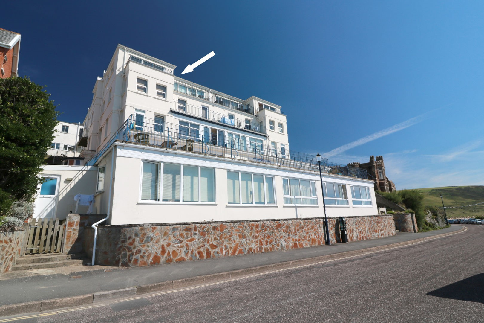 Devon Beach Penthouse