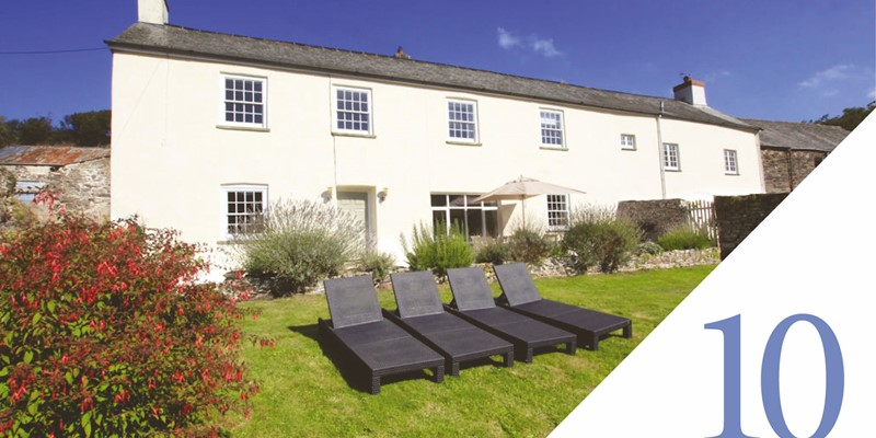 Georgeham Holiday Cottages The Long House Sleeps 10