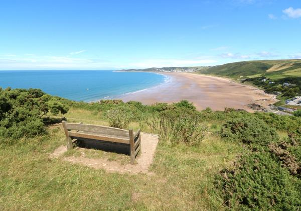 Puts To Woolacombe Bench
