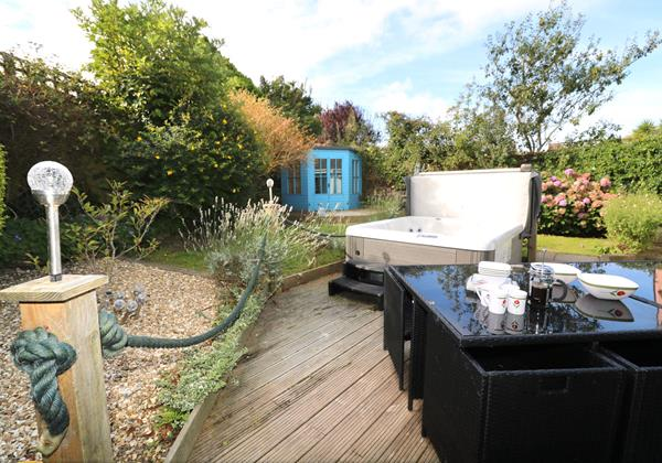 Croyde Holiday Cottages With Hot Tubs North Devon Ocean