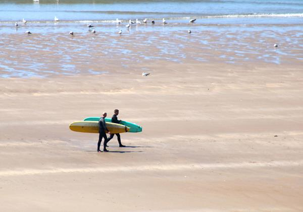 Croyde Holiday Cottages Chuggs Cottage Surfers