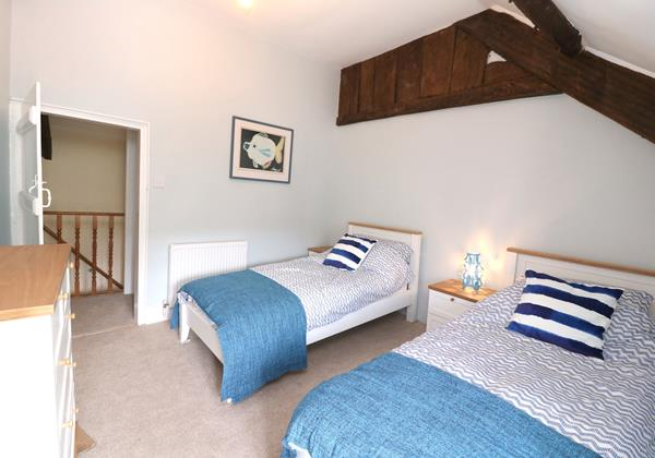 Croyde Holiday Cottages Chuggs Cottage Twin