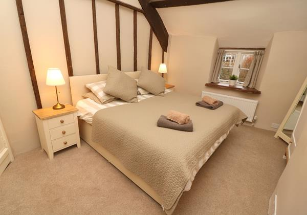 Croyde Holiday Cottages Double Bedroom