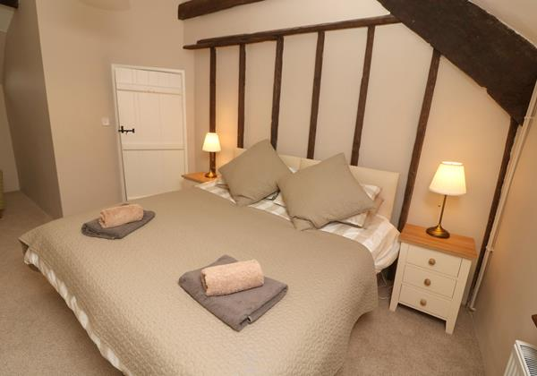 Croyde Holiday Cottages Master Bedroom