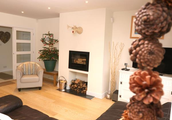 Croyde Holiday Cottages Offshore Xmas Tree