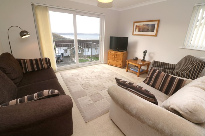 Woolacombe Holiday Cottages The Lookout Lounge View
