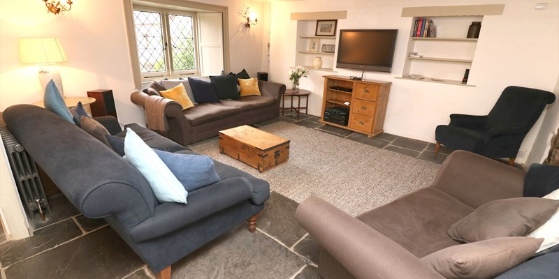 Croyde Holiday Cottages Home House Lounge Area