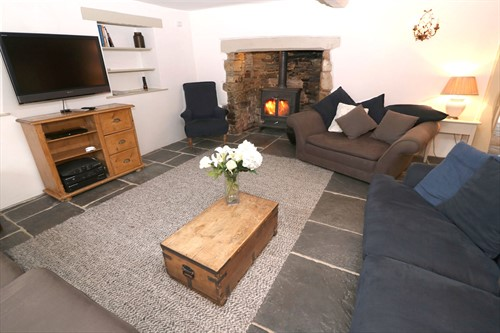 Croyde Holiday Cottages Home House Lounge