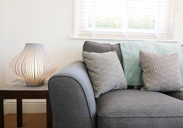 Hartland View Croyde Holiday Cottage Snug Decor