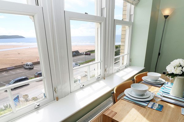Hartland View Woolacombe Holiday Cottage Sea View