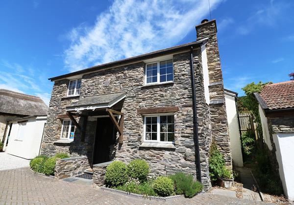 Crydda Cottage Croyde Holiday Cottage Exterior