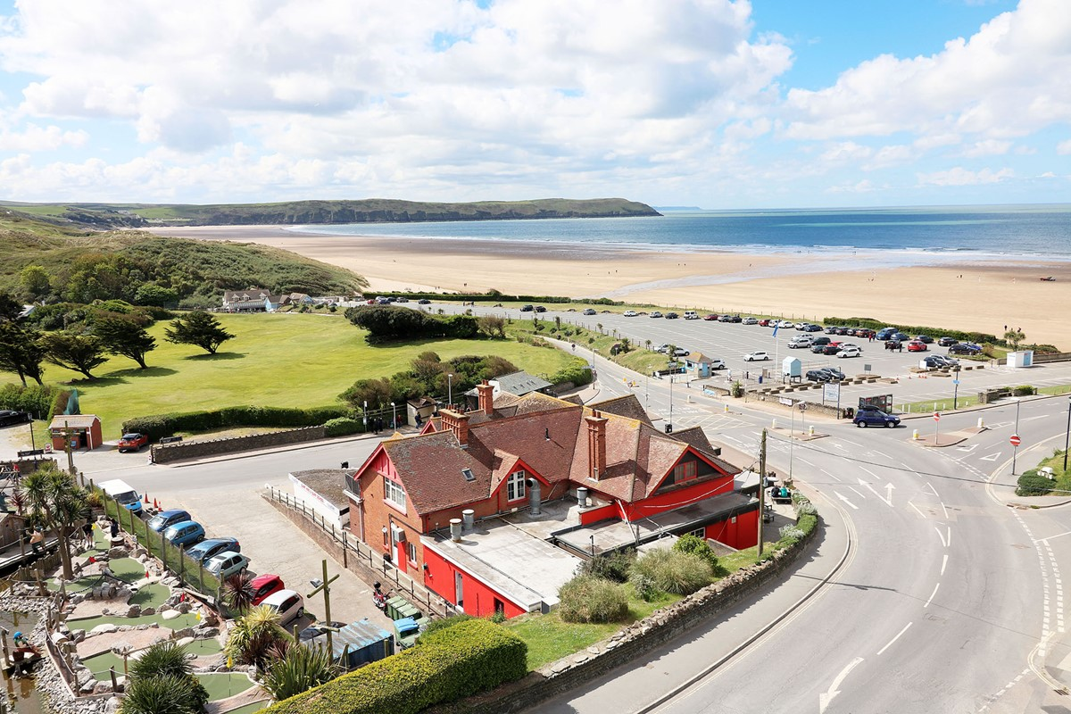 The Penthouse Woolacombe Holiday Cottages Ocean Cottages