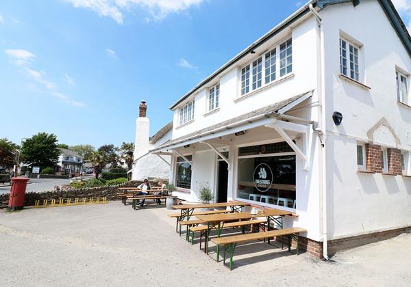 Croyde Bay Beach The Store Shop