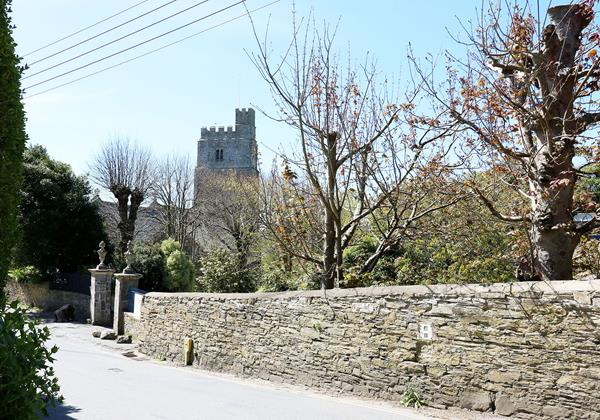 Georgeham Church