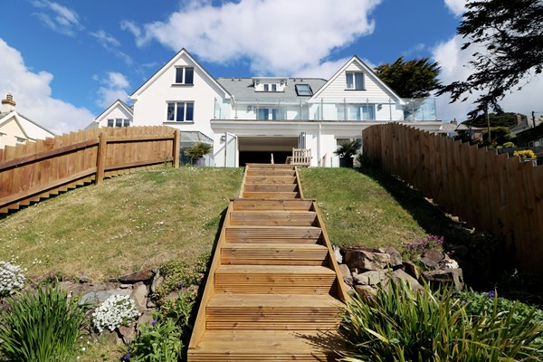 Woolacombe Holiday Cottages Ocean Breeze Exterior1