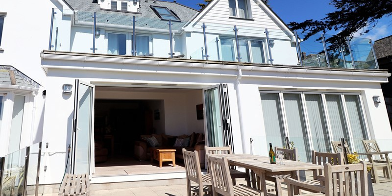 Woolacombe Holiday Cottages Ocean Breeze Exterior Close Up