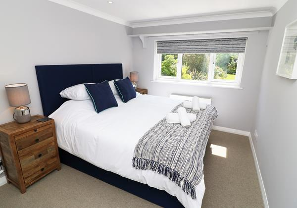 Croyde Holiday Cottages Langtrees Bedroom2
