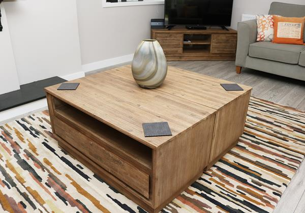 Croyde Holiday Cottages Langtrees Coffee Table