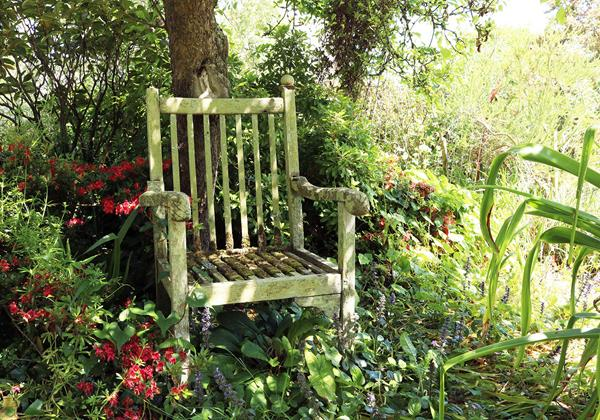 Langtrees Croyde Holiday Cottage Garden Chair