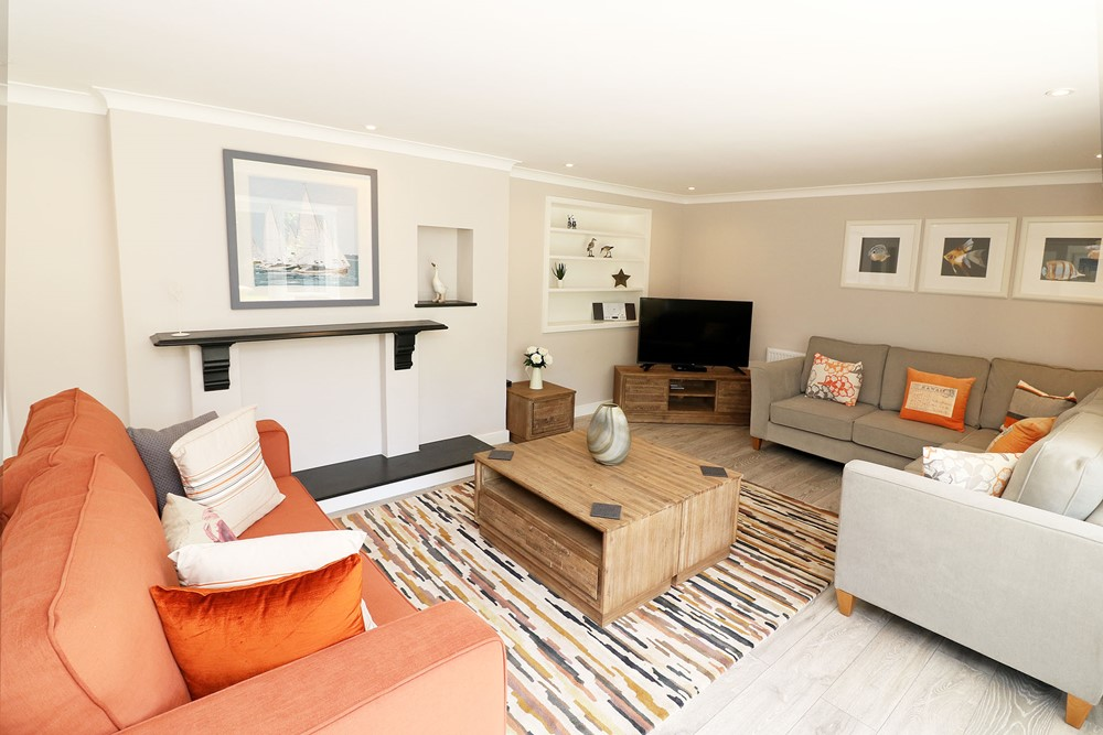 Croyde Holiday Cottages Langtrees Lounge