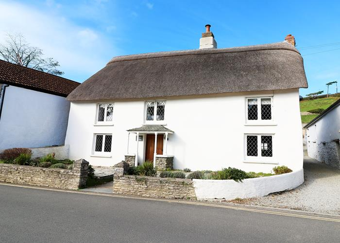 Home House Croyde Holiday Cottages New Exterior