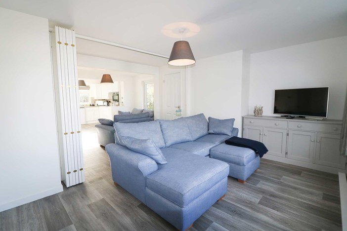 Sandy Toes Croyde Holiday Cottage Partition Open