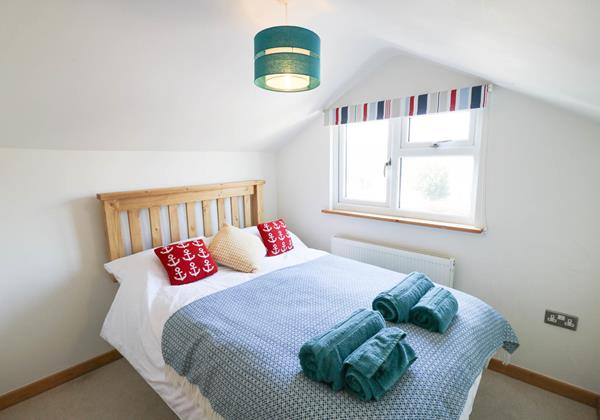 Hideaway Croyde Holiday Cottage First Floor Small Double