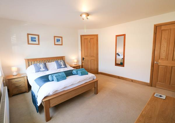 Hideaway Croyde Holiday Cottage Double Room On Ground Floor