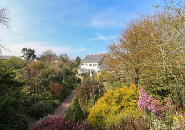 Langtrees Croyde Holiday Cottage Large Garden