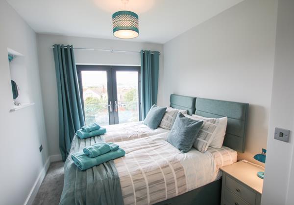 Mondos Croyde Holiday Cottage Bedroom 2