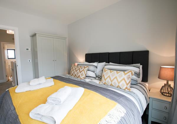 Mondos Croyde Holiday Cottage Lovely Master Bedroom