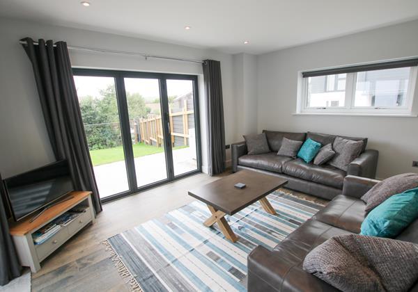 Mondos Croyde Holiday Cottage Sitting Room