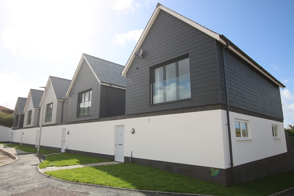 Mondos Croyde Holiday Cottage Front Elevation