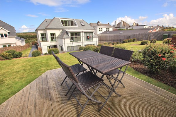 3 Point View Croyde Holiday Cottages Outdoor Seating