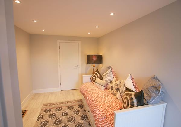 Tresona Croyde Holiday Cottage Downstairs Snug With Sofa Bed