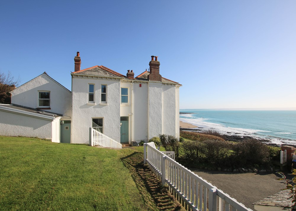The White House Croyde Holiday Cottage 4