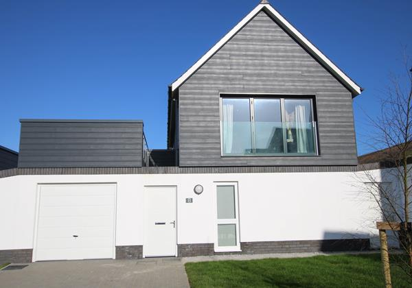 Trasona Croyde Holiday Cottage Exeternal 4