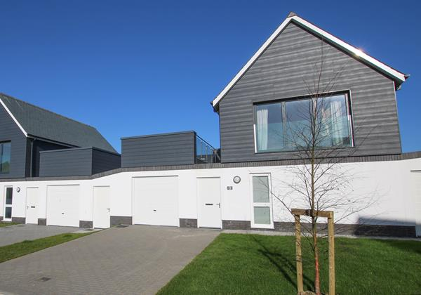 Trasona Croyde Holiday Cottage External Front